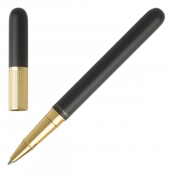 Ручка роллер в футляре Maillon Black