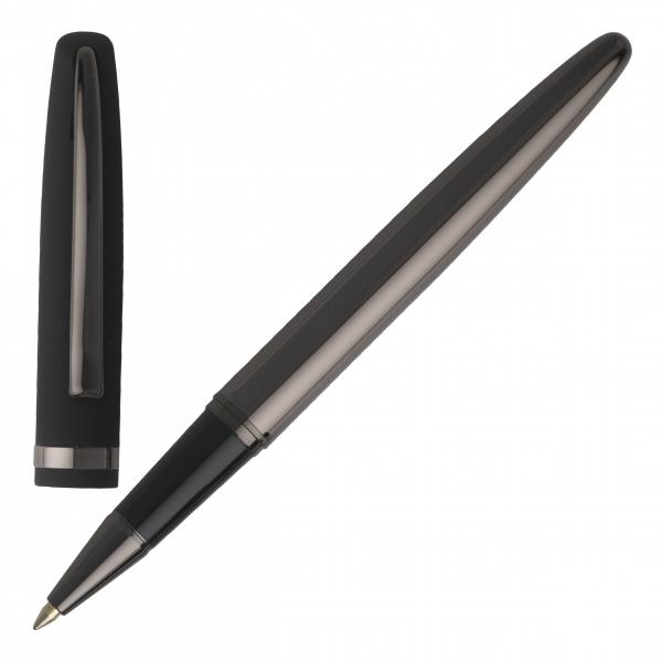 Ручка роллер металлическая  Faro Gun
