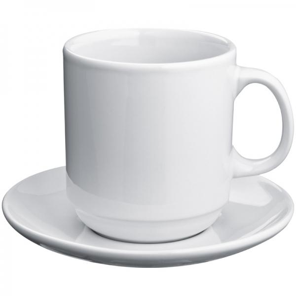 Чашка с блюдцем Malcesine