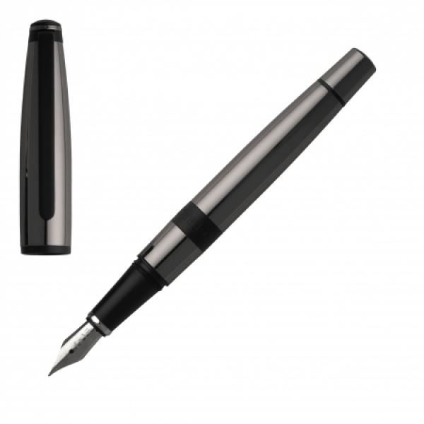 Ручка металлическая перьевая Bicolore Gun