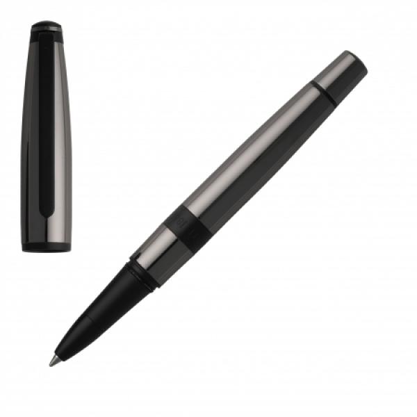 Ручка роллер металлическая Bicolore Gun