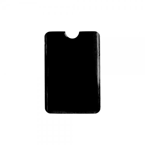 Кредитница металлическая с RFID защитой