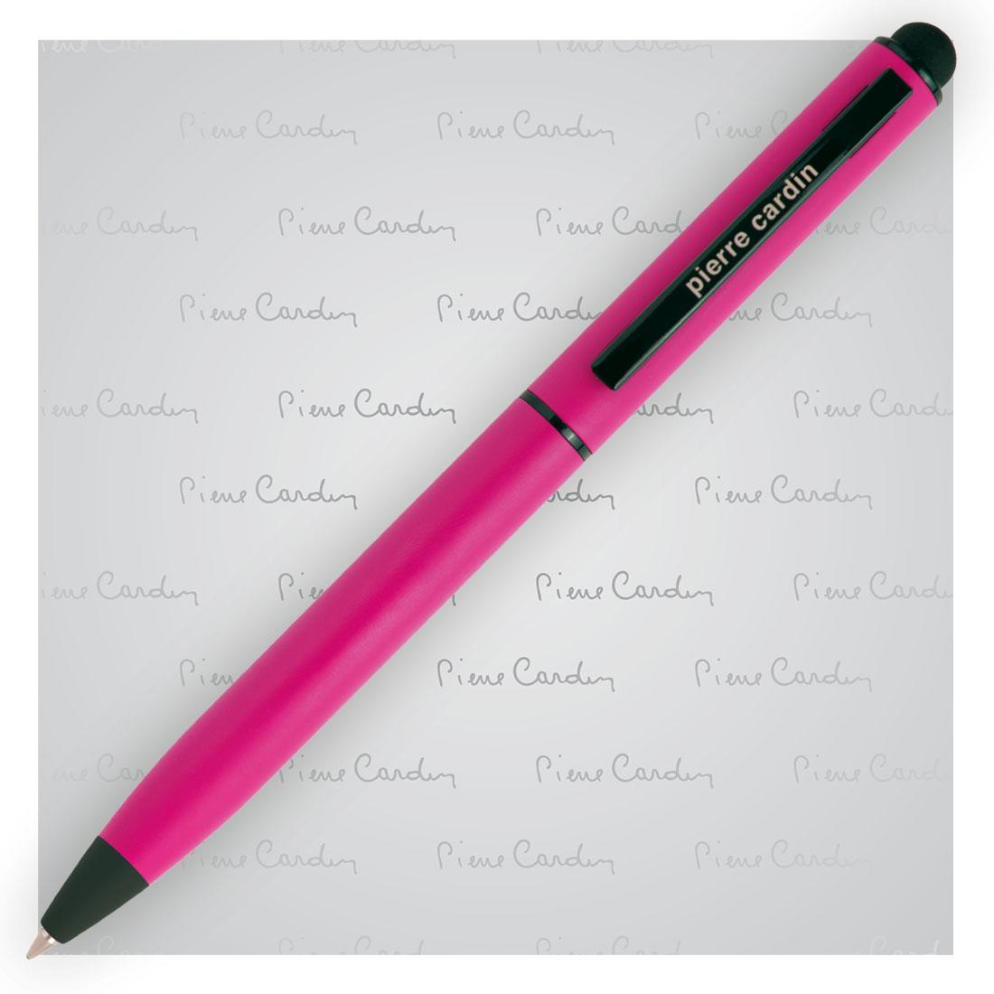 Ручка металлическая со стилусом Celebration Pierre Cardin