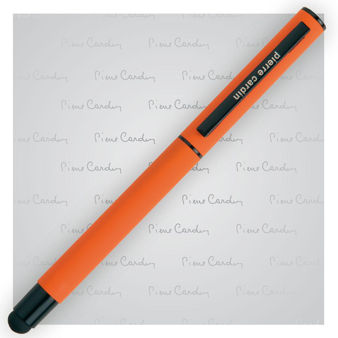 Ручка роллер металлическая со стилусом Celebration Pierre Cardin
