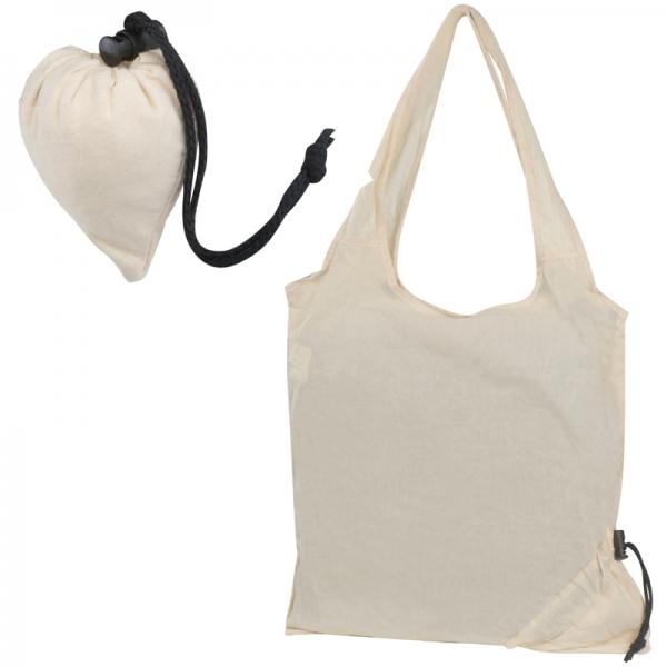 Складная сумка из хлопка KLEHOLM
